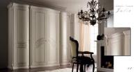 Роздвижной платяной шкаф с распашными дверцами Camere