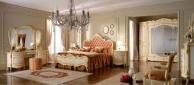 Alberto Mario Ghezzani Royal - спальня барокко