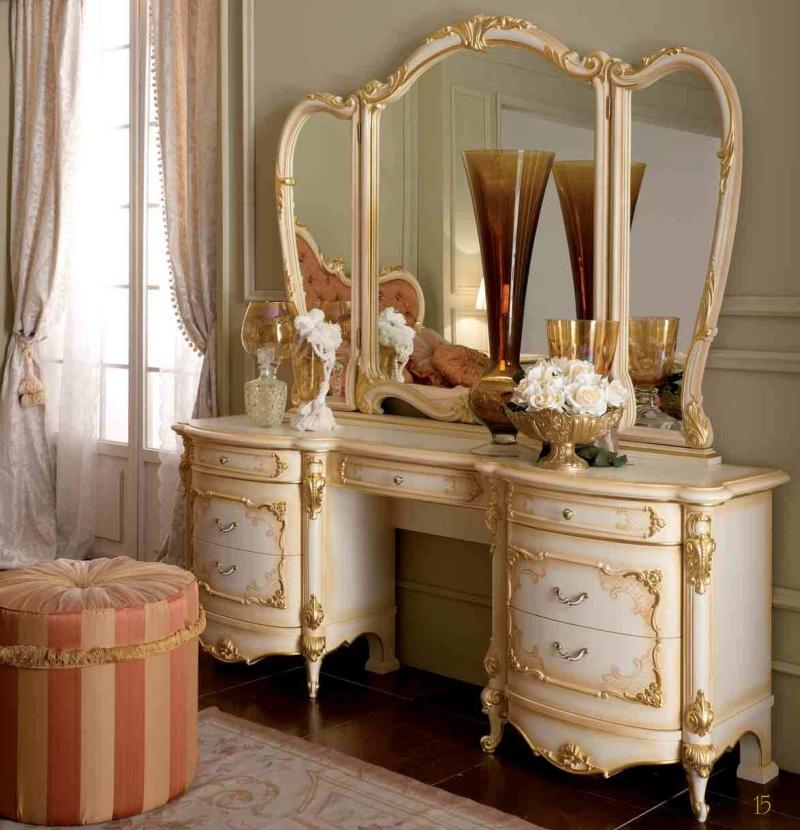 Туалетный стол и зеркало - Royal Alberto Mario Ghezzani