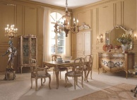 Классическая мебель для гостиной - золото - IL Giorno Andrea Fanfani
