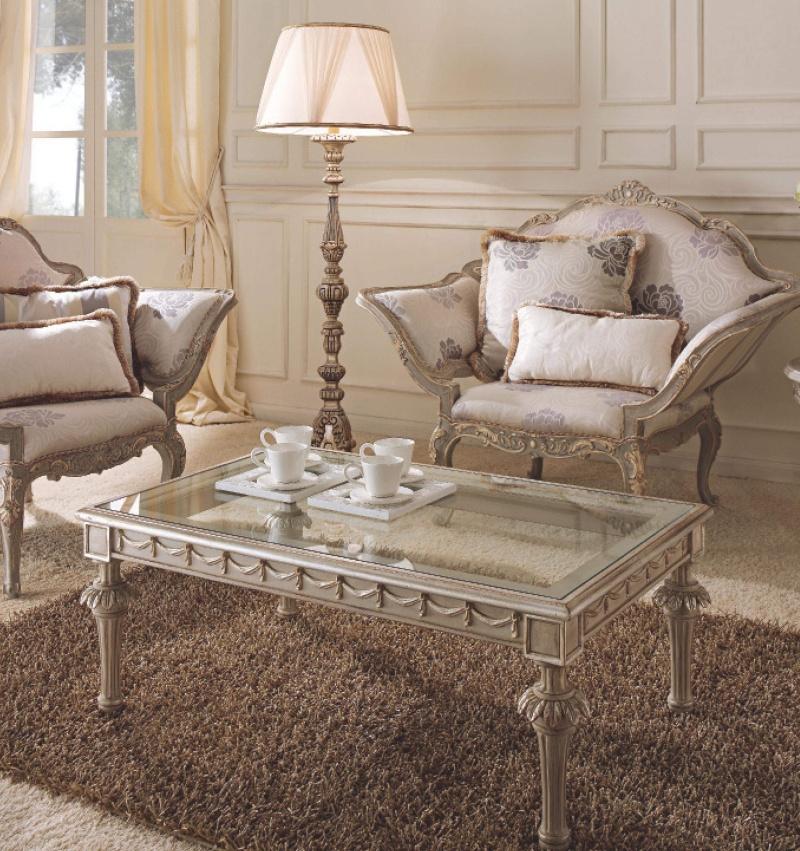 Гостиный комплект мебели с патинированием Giorno