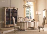 Домашняя патинированая кабинетная мебель Giorno Andrea Fanfani