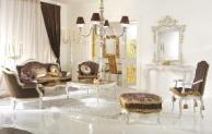 Antico Borgo Extreme - гостиная в белом цвете