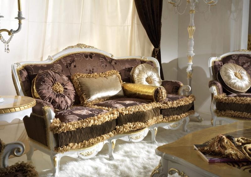 Antico Borgo Extreme - трехместный диван