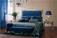 Antico Borgo Grace - синяя кровать