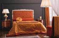 Antico Borgo Grace кровать в цвете бордо