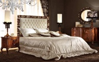 Antico Borgo Living - спальня в стиле неоклассика