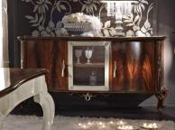 Комод с баром орехового цвета Antico Borgo Living