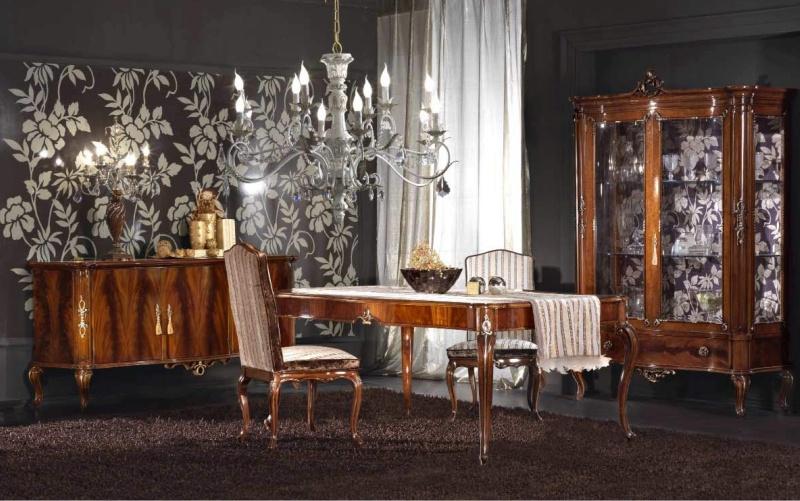 Набор мебели для столовой стиль классический Antico Borgo Living