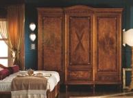 Antico Borgo Neoclassico - шкаф в отделке радика