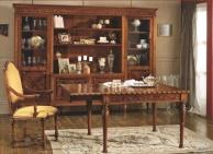Столовый стол с выдвижной подставкой Antico Borgo Neoclassico