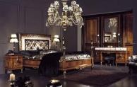 Antico Borgo Neoclassico Gold - мебель спальни италия