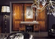 Набор мебели для спальни цвет орех Antico Borgo Neoclassico Gold