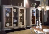 Antico Borgo Fiera Milano - витрины для посуды
