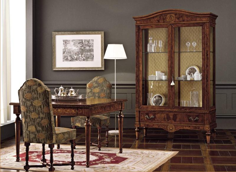 Antico Borgo Ottocento - гостиная классика