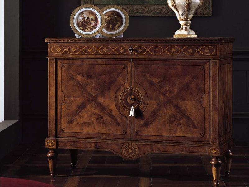 Комод с двумя дверцами стиль классика Antico Borgo Ottocento