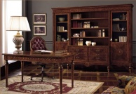 Мебель для кабинета цвета - орех Antico Borgo Ottocento