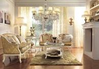 Мягкая мебель в гостиную - обивка коричневая Antonelli Moravio AM