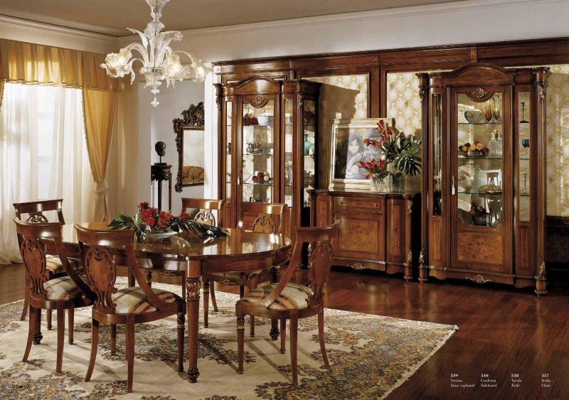 Мебель для столовой - стиль классический Antonelli Moravio AM