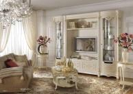 Уютная белоснежная гостиная Antonelli Moravio AM