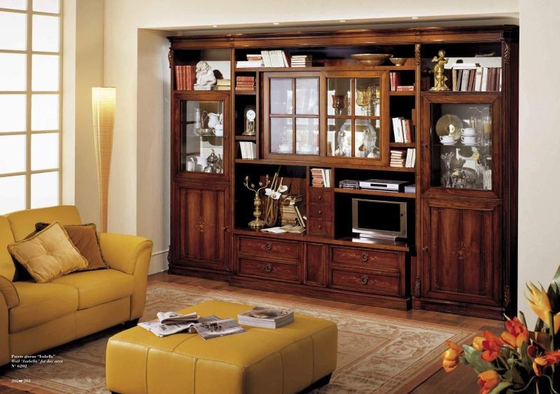 Комплект мебели для гостиной в классическом стиле Antonelli Moravio AM