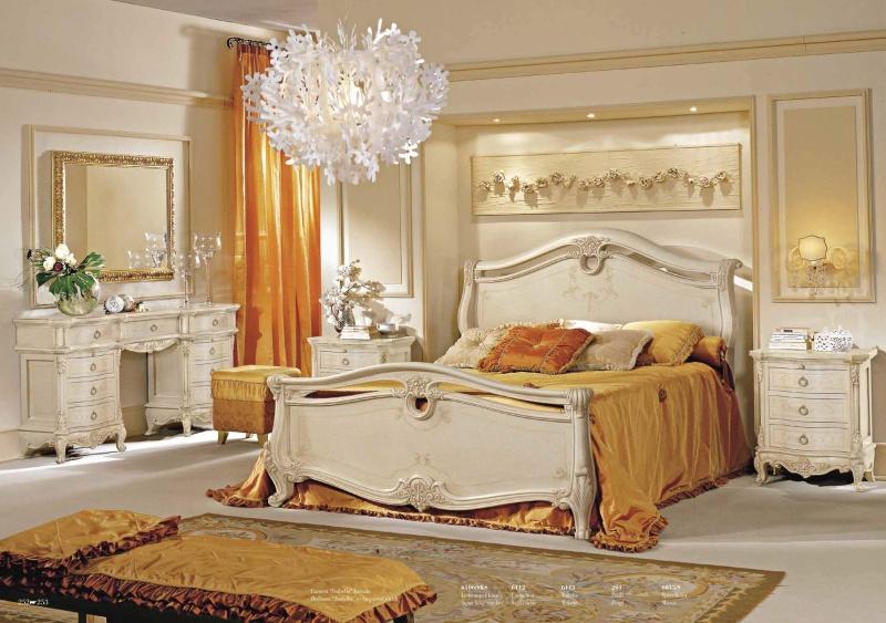 Спальный гарнитур с патиной Antonelli Moravio AM