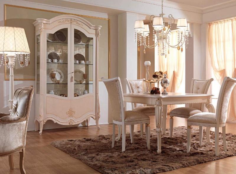 Мебель для столовой - стиль классический - Prestige Barnini Oseo