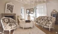 Комплект мягкой мебели в светлом цвете - Sogni d Amore