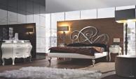 Гарнитур мебели для спальной - Италия Notte