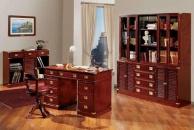 Мебель для домашнего кабинета  из красного дерева Vecchia Marina  Caroti