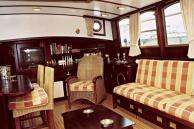 Набор мебели для яхты из красного дерева  Vecchia Marina  Caroti