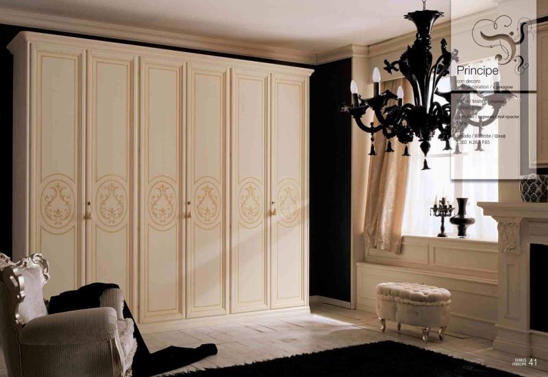 Шкаф с росписью - Domus Principe