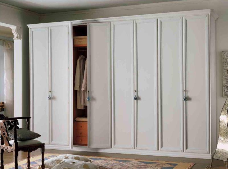 Шкаф - отделка голубая - Domus Royal
