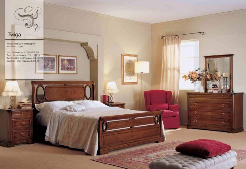 Спальная мебель классического стиля - Domus Armadi