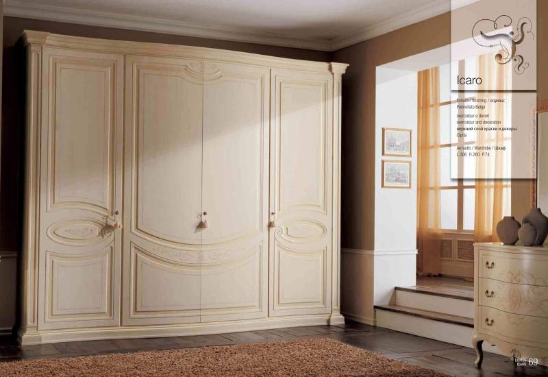 Шкаф в спальню Domus Icaro
