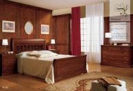 Комплект мебели для спальной комнаты - классика Armadi 2010