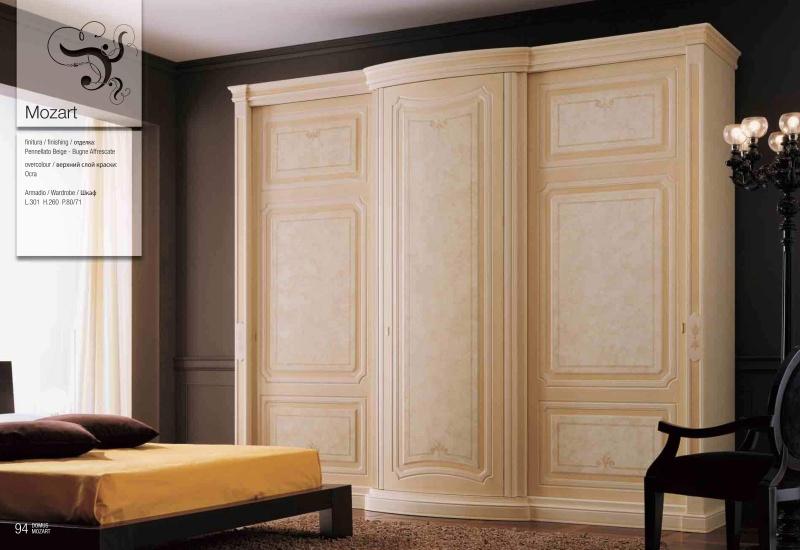Шкаф для одежды - Domus Mozart 2010
