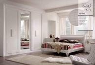 Мебель в спальню в белом цвете Armadi 2010