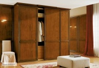 Шкаф - гардеробный - цвет орех Il Componibile