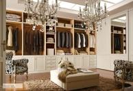 Белая гардеробная мебель - Италия -  Il Componibile