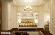 Светлая спальная итальянская мебель Il Componibile