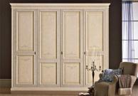 Шкаф классический с патинированием - Tiziano 2