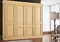 Шкаф - цвет бежевый - классика Tiziano 3