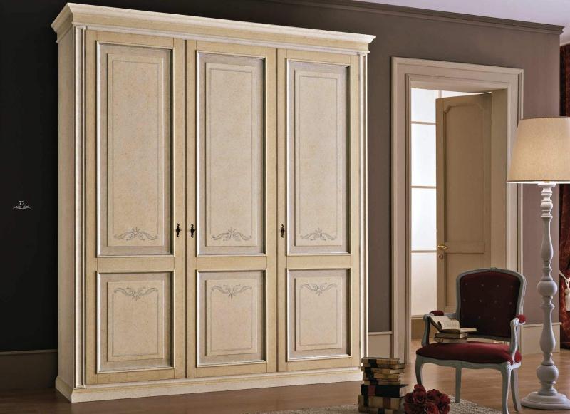 Шкаф 3-х дверный в спальню - Tiziano 3 ante 2