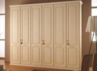 Большой платяной шкаф для спальни Genny