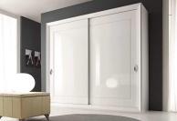 Белый шкаф купе - глянец - модерн - Today  Ferretti
