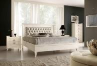 Двухспальная кровать цвета слоновой кости - Тоday Ferretti