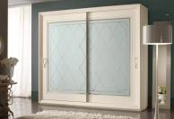 Итальянский шкаф - купе со стекляными раздвежными дверьми Тоday Ferretti
