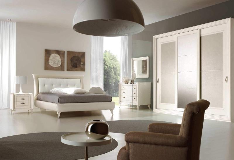 Гарнитур для спальной комнаты - цвета беж Тоday Ferretti