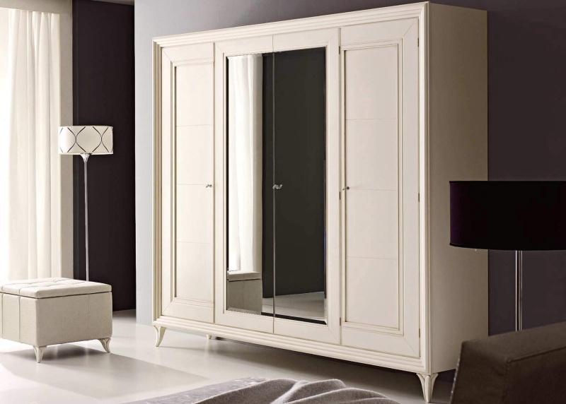 Шкаф с зеркальными центральными дверцами  Тоday Ferretti